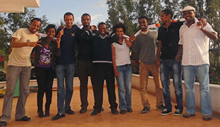 Zone 9 Bloggers, Etiopia. | FOTO: CPJ.org