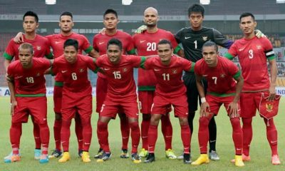 Ilustrasi Tim Nasional Indonesia/Tribunnews