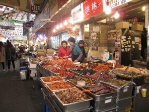 Gwanjang Market