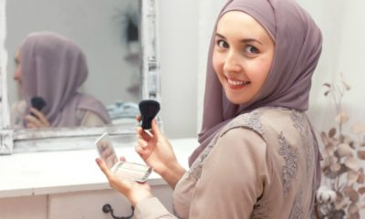Ilustrasi kecantikan perawatan kulit (Shutterstock)