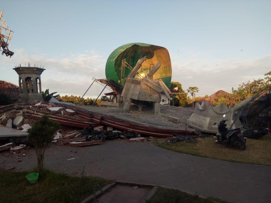 Gempa Lombok 70 Sr Korban Tewas Bertambah Jadi 91 Orang Rumah Untuk