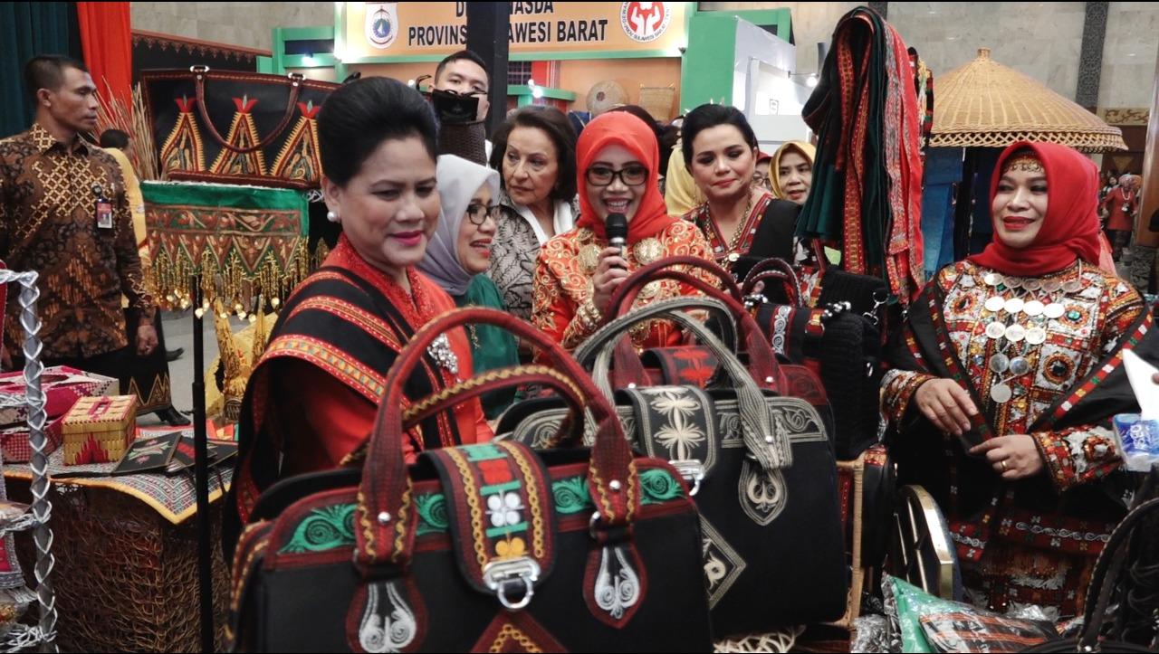 Aceh di Pameran Kriya Nusa 2018