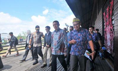 Resmi Dibuka Gubernur Kalbar, Festival Media 2018 Mendekatkan dan Mengedukasi Masyarakat