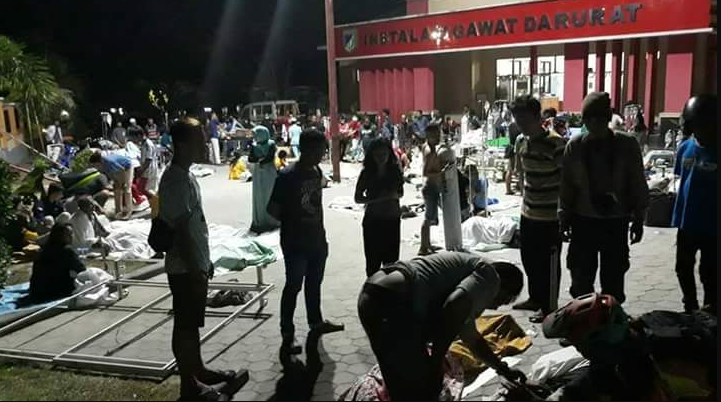 Pemerintah Aceh Sampaikan Duka atas Gempa Bumi di Sulawesi