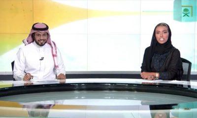 Weam Al Dakheel Jadi Penyiar Perempuan Tampil di Layar TV Arab Saudi