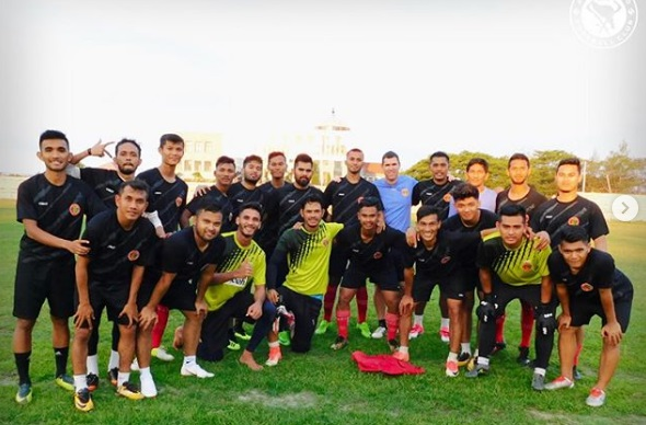 Aceh United Akan Jamu Kalteng Putra di Cot Gapu