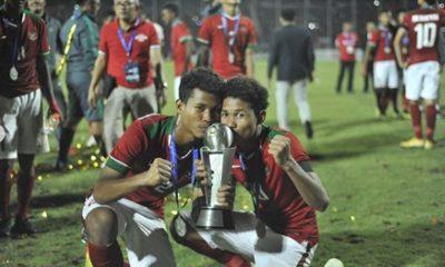 AFC U-16: Si Kembar Bagus-Bagas Bawa Timnas Indonesia Tekuk Iran 2-0