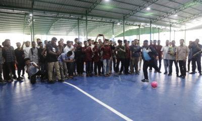 Buka Jeumala Futsal Cup 2018, Ini Pesan Wali Kota Banda Aceh
