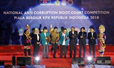10 Kampus Berkompetisi Peradilan Semu Antikorupsi di Unsyiah