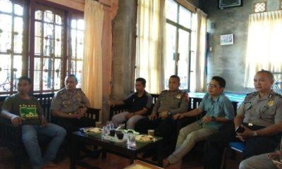 Kabid Humas Polda Aceh Berkunjung ke Kantor AJI Banda Aceh