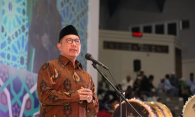 Menag: Kepemimpinan Nabi Berlandas Cinta dan Persaudaraan