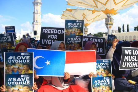 Aceh Tuntut Tiongkok Hentikan Persekusi Muslim Uighur