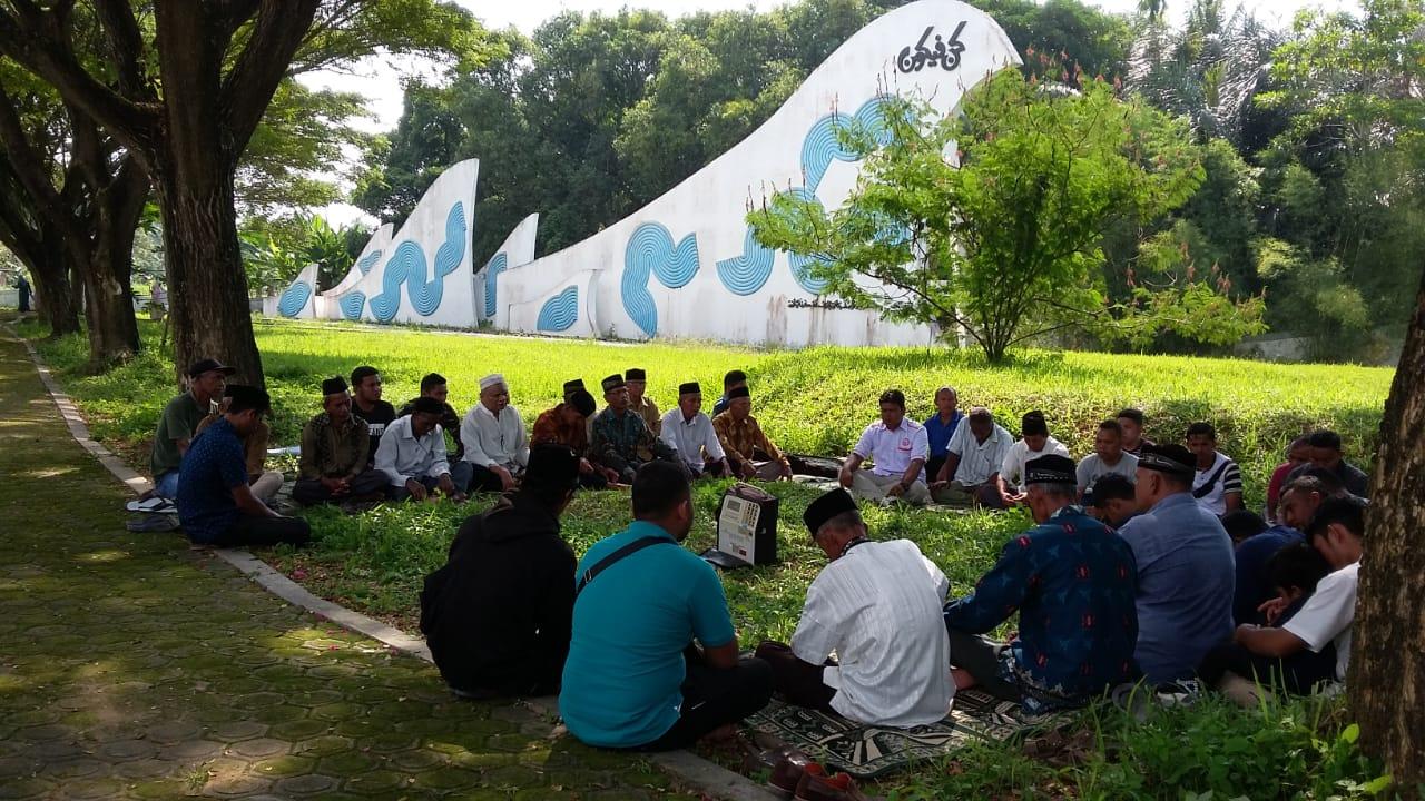 14 tahun tsunami aceh di siron