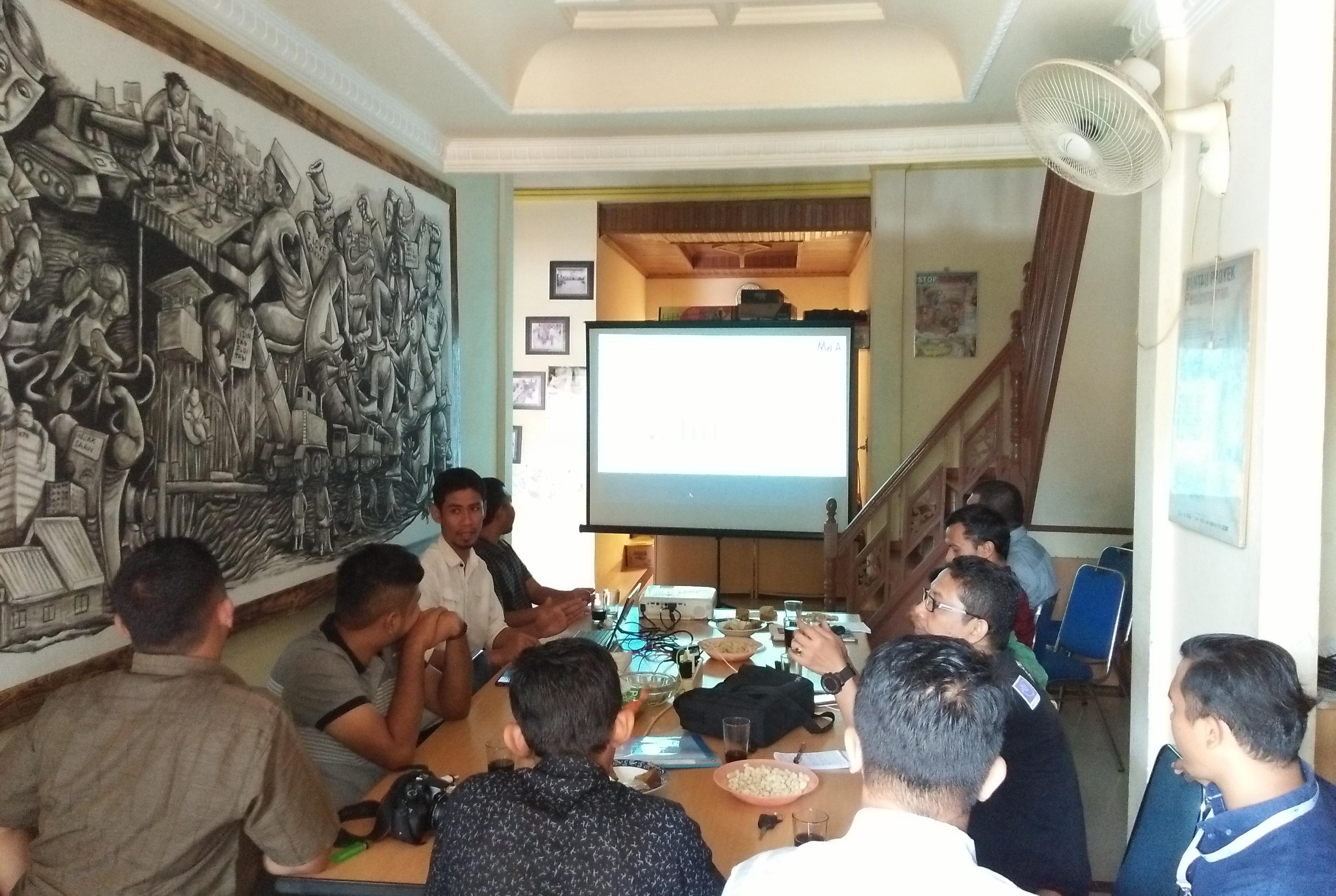 Korupsi di Aceh Tahun 2018 Setara 4.984 Rumah Dhuafa