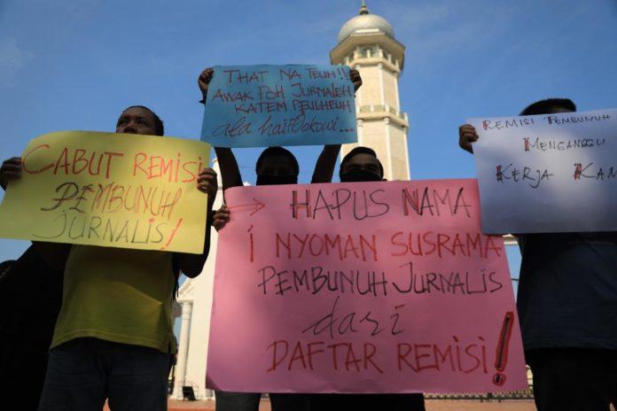 Jokowi Dituntut Cabut Remisi untuk Pembunuh Jurnalis Prabangsa