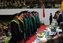 Hindari Pengangguran, Rektor Ajak Lulusan Unsyiah Geluti Bisnis Kreatif