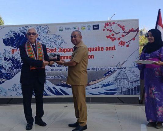 Aceh Peringati Delapan Tahun Tsunami Jepang