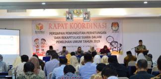 KIP dan Panwaslih Aceh Bangun Kesepahaman