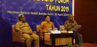 Serap Aspirasi Stakeholder, BPSDM Gelar Aceh Scholarship Forum 2019