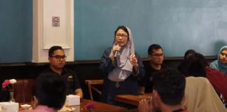 Anak Muda Aceh Tawarkan 3 Solusi Perangi Hoaks kepada KSP