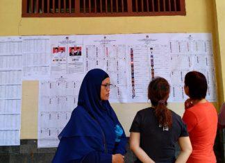 Dua TPS di Aceh Utara Lakukan PSU