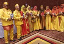 Hadiri HUT TMII Ini Harapan Isteri Plt Gubernur Aceh