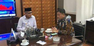 Batalkan Usaha Tambang, Plt Gubernur Aceh Temui Menteri ESDM
