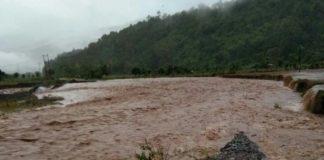 Diterjang Banjir, Jalan Pidie-Meulaboh Kembali Terputus