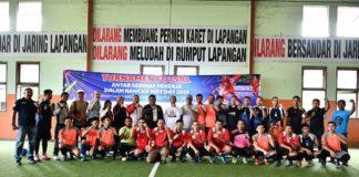 Jelang May Day, Aliansi Buruh Aceh Gelar Tiga Turnamen Olahraga