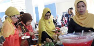 Mahasiswa Tata Boga Unsyiah Pamer Modifikasi Makanan Khas Aceh