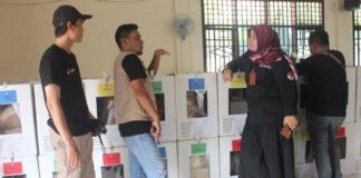 Panwaslih Aceh Tamiang Imbau Saksi Partai Teliti Saat Rekapitulasi Suara