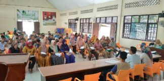 Panwaslih Aceh Tamiang Latih 912 Pengawas TPS