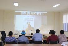 UTBK Hari Pertama di Unsyiah Lancar, Menristekdikti Pantau Lewat Teleconference