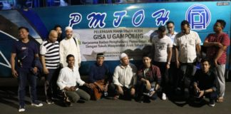 Gisa U Gampong, Puluhan Mahasiswa Aceh di Pulau Jawa Difasilitasi Mudik Gratis