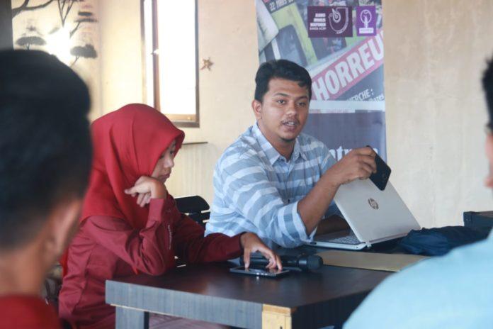 Ngabuburit Sambil Berbagi Ilmu ala Jurnalis Muda AJI Banda Aceh