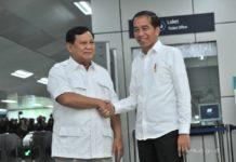 Kata Pengamat Soal Simbol Politik Jokowi Bertemu Prabowo di Stasiun MRT Lebak Bulus