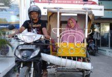 Kisah Nurfaizah, Difabel yang Mengajarkan Anak-anak Baca Alquran