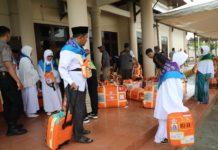 Kloter Pertama Embarkasi Aceh Berangkat ke Tanah Suci Besok