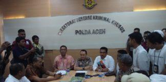 Polda Aceh Tangguhkan Penahanan Tgk Munirwan