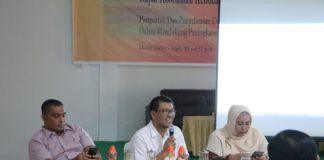 Rakor Kebudayaan dan Pariwisata Aceh 2019 Hasilkan Sejumlah Rumusan untuk Event