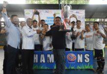 Teamphan RK Juara Turnamen Futsal Gubernur Aceh Cup 2019