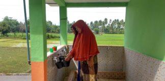Warga Buket Pala Aceh Timur Kini Sudah Bisa Nikmati Air Bersih