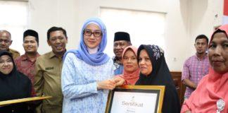 Kunjungi Aceh, Komisi VIII DPR Ingatkan Penerima PKH Harus Tepat Sasaran