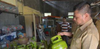 Pemerintah Aceh Sidak Pangkalan, Pastikan Penggunaan Gas Elpiji 3 Kg Tepat Sasaran