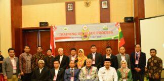 Delegasi Myanmar Belajar Perdamaian ke Aceh