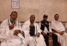 JCH Aceh Kloter 1 Sudah Selesaikan Umrah Wajib
