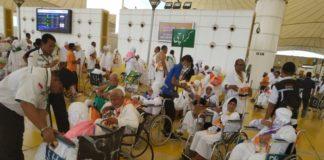 PPIH Embarkasi Aceh Tuntaskan Pemberangkatan Jemaah Haji 2019