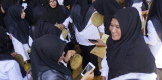 Kemenag Aceh Bikin Pesta Makan 1.000 Durian Sambut 125 CPNS
