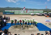 Plt Gubernur Aceh Resmikan Pusat Logistik Berikat di Kawasan Industri Ladong