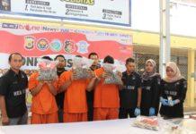 Tiga Penjual Sisik Trenggiling di Aceh Ditangkap Polisi